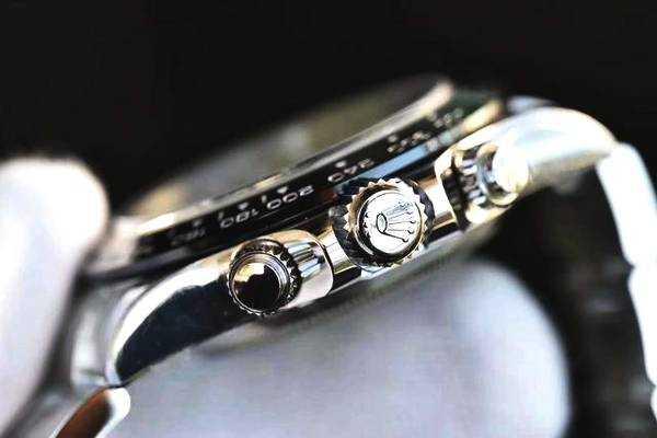 N厂劳力士迪通拿「秒天神器」腕表对比正品评测