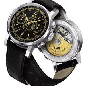 天梭复刻手表和的正品对比,如何区分?
