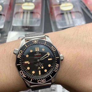 VS厂欧米茄邦德007「无暇赴死」复古腕表评测