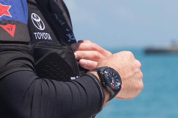 VS厂欧米茄深海之黑新西兰酋长队陶瓷表壳复刻腕表做工评测