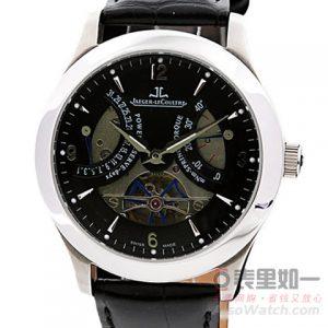 积家-积家Jaeger lecoultre 机械动能显示腕表