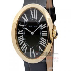 卡地亚W8000007-卡地亚BAIGNOIRE系列时尚女士石英腕表W8000007