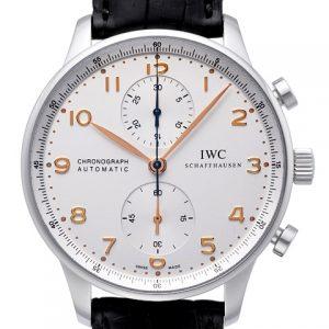 万国IW371401-【Noob厂V3版】万国IWC葡萄牙系列IW371401自动机械计时腕表