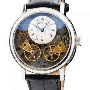 宝玑-宝玑Breguet 小表盘多功能自动腕表