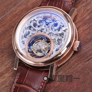 宝玑-宝玑Berguet Tourbillon顶级陀飞轮装置腕表