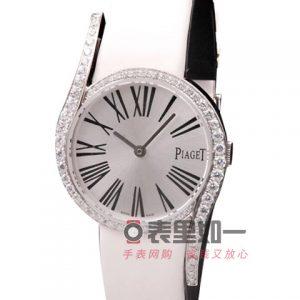 伯爵-伯爵Piaget Limelight系列时尚石英女士腕表 罗马刻度