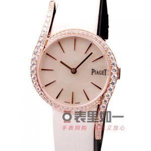 伯爵-伯爵Piaget Limelight系列时尚石英女士腕表 条钉刻度