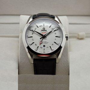 欧米茄-【一比一】欧米茄Aqua Terra GMT双时区系列231.10.43.22.02.001腕表
