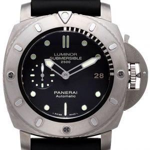 沛纳海PAM00364-【Noob完美版】沛纳海现代款系列1950 2500m PAM00364腕表