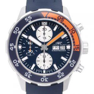 万国IW376704-【NOOB完美版】万国海洋时计系列专业潜水手表IW376704