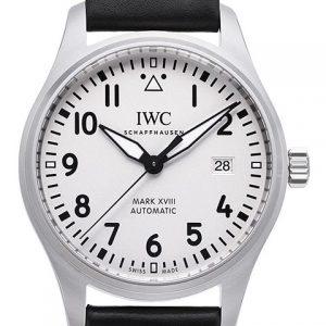 万国IW327002-【KW新款】 万国飞行员系列马克十八IW327002腕表