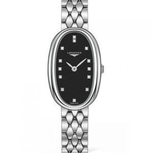 浪琴L2.305.4.57.0-LONGINES浪琴优雅系列L2.305.4.57.0女士石英腕表 钢带款