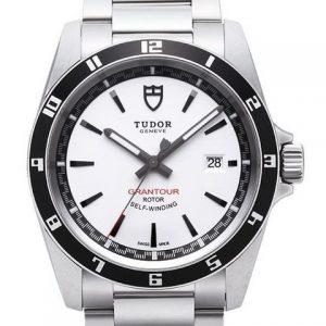 帝舵20500N-95730-帝舵GRANTOUR系列20500N-95730白盘腕表