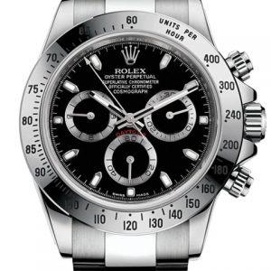 劳力士116520-【JF终极版】ROLEX劳力士宇宙计型迪通拿系列116520-78590黑色机械腕表