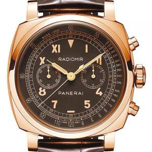 沛纳海-沛纳海限量珍藏款系列PAM00519/PAM519手动机械腕表