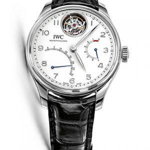 万国-万国葡萄牙系列IW504601腕表自动陀飞轮手表