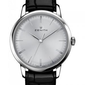 【ZENITH真力时】真力时150周年纪念款03.2270.6150/01.C493男士复刻腕表
