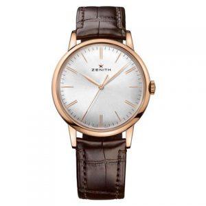 【ZENITH真力时】真力时150周年纪念款18.2270.6150/01.C498男士复刻腕表