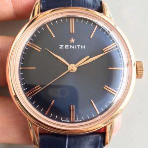 真力时03.2272.6150-ZENITH真力时150周年纪念款03.2272.6150男士复刻腕表