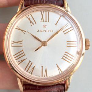 真力时03.2330.679-ZENITH真力时150周年纪念款03.2330.679男士复刻腕表