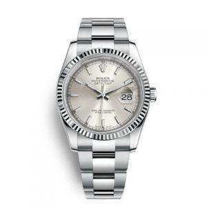 劳力士116234-劳力士Rolex日志型系列DateJust 116234-0093机械男表(银色面)
